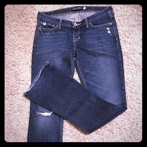 Abercrombie Girls' Flared Bootcut Jeans